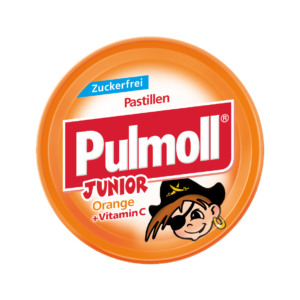 "Junior ""Husten-Pirat"" Orange"
